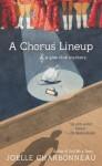 A Chorus Lineup - Joelle Charbonneau