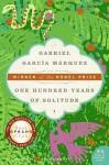 One Hundred Years of Solitude - Gregory Rabassa, Gabriel García Márquez