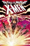 X-Men: Fall of the Mutants - Volume 1 - Chris Claremont, Peter David, Louise Simonson, Marc Silvestri, Kerry Gammill, Todd McFarlane, Bret Blevins, June Brigman