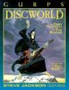GURPS Discworld: Adventures on the Back of the Turtle - Phil Masters, Terry Pratchett, Steve Jackson, Paul Kidby