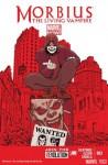 Morbius: The Living Vampire #3 - Joseph Keatinge, Richard Elson