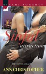 Sinful Attraction (The Davies Legacy) - Ann Christopher