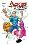 Adventure Time Annual (Issue #1) - Roger Langridge, Alex Cox, Bryce Carlson, Dustin Nguyen, Josh Williamson, Jason Ho, Derek Fridolfs, Kory Bing, Sfé Monster