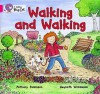 Walking and Walking: Pink a - Anthony Robinson