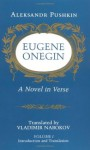 Eugene Onegin, Vol. I (Text) - Alexander Pushkin, Vladimir Nabokov