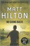 No Going Back - Matt Hilton