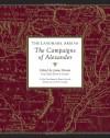 The Landmark Arrian: The Campaigns of Alexander (Landmark Books) - Arrian, Pamela Mensch, James Romm, Paul Anthony Cartledge, Robert Strassler