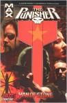 The Punisher MAX, Vol. 7: Man of Stone - Garth Ennis, Goran Parlov, Leandro Fernández