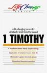A Navpress Bible Study on the Book of 1 Timothy - The Navigators, The Navigators, Paul Miller