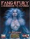 Fang & Fury: A Guidebook To Vampires (Races of Renown) - Jennifer Clarke Wilkes, Todd Lockwood, Jim Bishop
