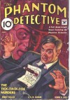The Phantom Detective - The Tick-Tack-Toe Murders - March, 1934 05/1 - Robert Wallace