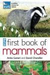 Rspb First Book of Mammals - Anita Ganeri