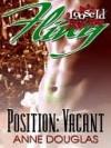 Position: Vacant - Anne Douglas