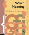 Word Meaning - Richard Hudson