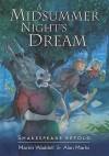 A Midsummer Night's Dream - Martin Waddell, Alan Marks