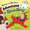 Margo and Marky's Adventures in Reading - Thomas Kingsley Troupe, Natalia Vasquez