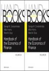 Handbook of the Economics of Finance Set: Volumes 2a & 2b: Corporate Finance and Asset Pricing - George M. Constantinides, Milton Harris, René M. Stulz