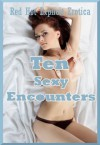 Ten Sexy Encounters: Ten Explicit Erotica Stories - Sarah Blitz, Connie Hastings, Nycole Folk, Amy Dupont, Angela Ward