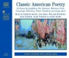 Classic Amer Poetry 2D - Garrick Hagon