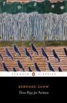 Three Plays for Puritans - George Bernard Shaw, Dan H. Laurence, Michael Billington
