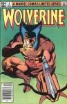 Wolverine Vol 1 #4 - Chris Claremont, Frank Miller, Josef Rubinstein, Lynn Varley