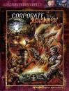 Corporate Punishment (Shadowrun Rpg) - Elissa Carey, Malik Toms