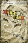 The Rise of Nine (Lorien Legacies #3) - Pittacus Lore