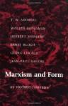 Marxism and Form: Twentieth-Century Dialectical Theories of Literature - Fredric Jameson