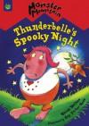 Thunderbelle's Spooky Night - Karen Wallace, Guy Parker-Rees