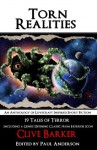 Torn Realities - Post Mortem Press, Clive Barker, Kenneth W. Cain, Paul Anderson