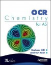 Ocr Chemistry For As: With Dynamic Learning Student Edition Cd Rom - Graham Hill, Andrew Hunt