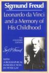 Leonardo da Vinci and a Memory of His Childhood (Works) - Sigmund Freud, James Strachey