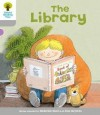 The Library (Oxford Reading Tree, Wordless Stories) - Roderick Hunt, Alex Brychta