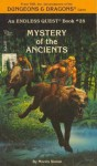 Mystery of the Ancients (Endless Quest, #28; Gamma World) - Morris Simon
