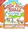 Little Boys Bible Songbook [With Cassette] - Carolyn Larsen, Caron Turk