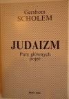 Judaizm. Parę głównych pojęć - Gershom Scholem