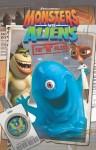 Monsters Vs. Aliens: The M Files - Tom DeFalco, Fabio Laguna, Alex Dalton, Robin Etherington