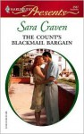 The Count's Blackmail Bargain - Sara Craven