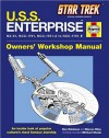 Star Trek: U.S.S. Enterprise Haynes Manual - Ben Robinson, Marcus Riley