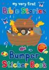 My Very First Bible Stories Bumper Sticker Book - Lois Rock, Alex Ayliffe