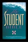Holy Bible: NIV - Student Bible - Tim Stafford, Philip Yancey, Anonymous