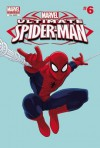Marvel Universe Ultimate Spider-Man Comic Reader 6 - Clay McLeod Chapman, Joe Caramagna, Todd Dezago, Ty Templeton, Ramon Bachs, Craig Rousseau