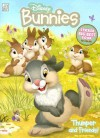 Thumper and Friends! [With Stickers] - Kitty Richards, Mario Cortes, John K. Raymond