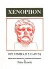 Hellenika 2.3.11-4.2.8 - Xenophon, Malcolm M. Willcock