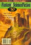 Fantasy & Science Fiction, August 1999 - Gordon Van Gelder, R. Garcia y. Robertson, Marc Laidlaw, William Sanders, Wayne Wightman, Michael Kandel, Nina Kiriki Hoffman, Michael Nethercott, M. Rickert