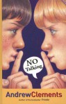 No Talking - Andrew Clements, Mark Elliott
