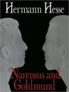 Narcissus and Goldmund (MP3 Book) - Hermann Hesse, Simon Vance
