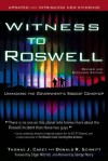 Witness to Roswell, Revised and Expanded Edition - Thomas J. Carey, Donald R. Schmitt, Edgar Mitchell, George Noory
