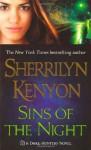 Sins of the Night (Dark-Hunter Novels) - Sherrilyn Kenyon