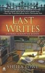 Last Writes - Sheila Lowe